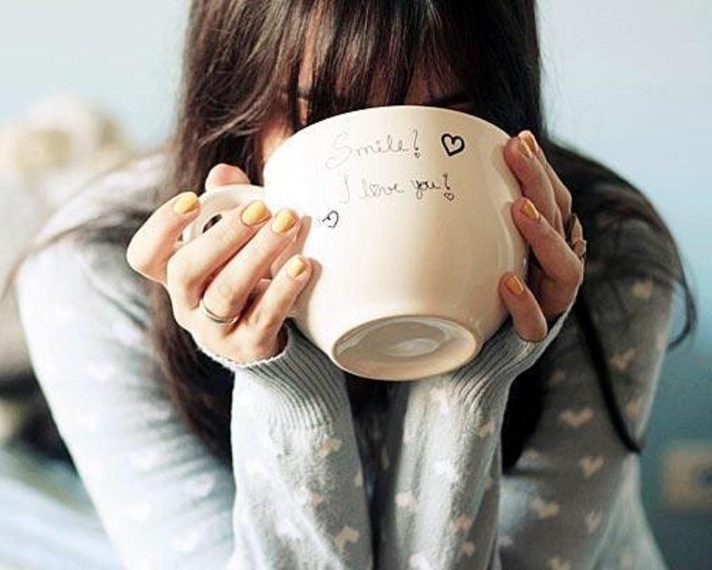 میزان مصرف قهوه در دوران پریود