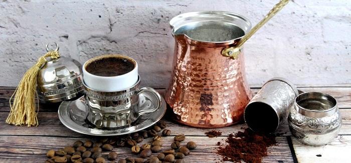 خرید و قیمت قهوه تازه فول دارک, خرید قهوه ترک تازه تیره فول کافئین