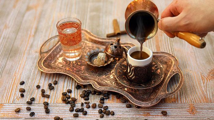 مزایای قهوه ترک